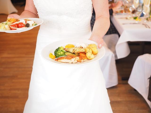 Меню на юбилей свадьбы 2 года
