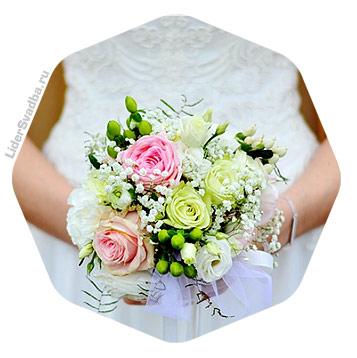 Как выбрать свадебный букет?