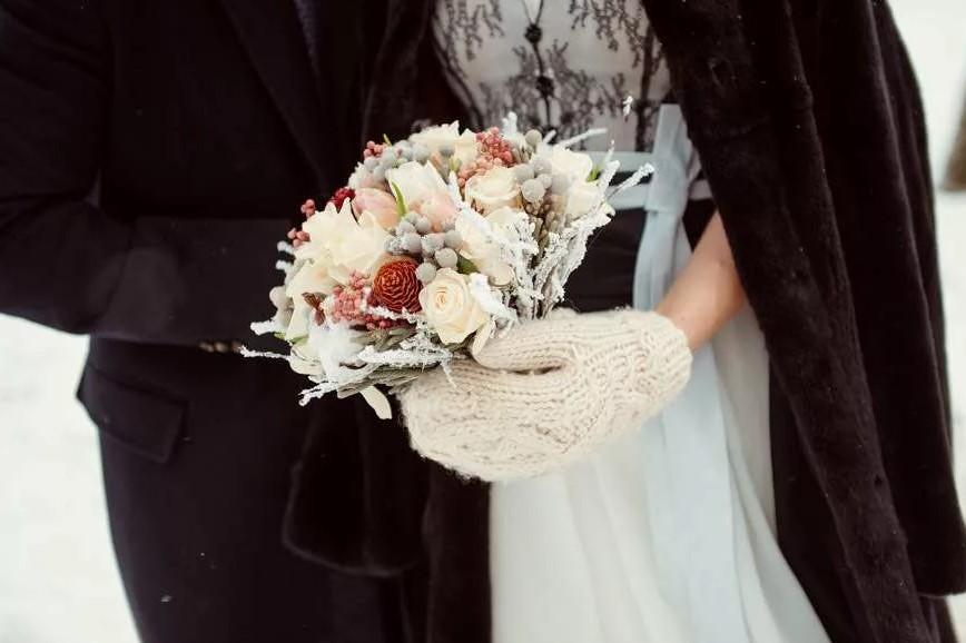 Свадьба зимой - интересные идеи проведения