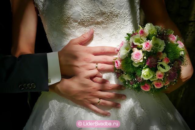 Приметы молодожёнам на свадьбу