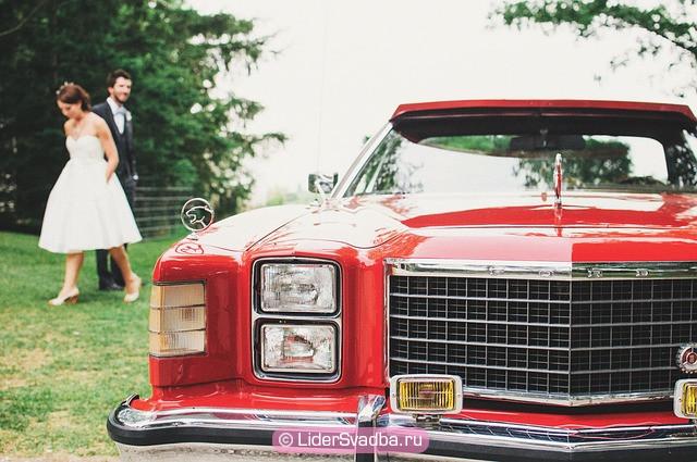 Приметы про свадебный кортеж, машину