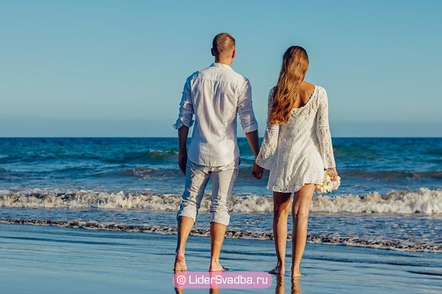 Романтическое путешествие вдвоем
