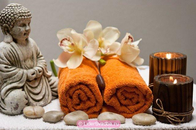 Организуйте романтическую поездку в спа-салон или оздоровительный центр